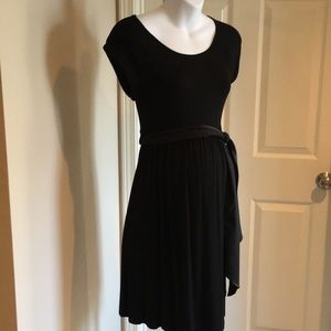 Maternity Little Black Dress
